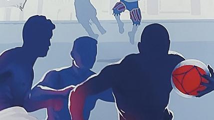 I Palii per i Colori del Calcio Storico Fiorentino negli Ospedali di Firenze